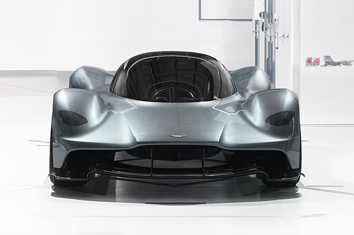 CONCEPT COLLECTIONS: ASTON MARTIN AM-RB 001