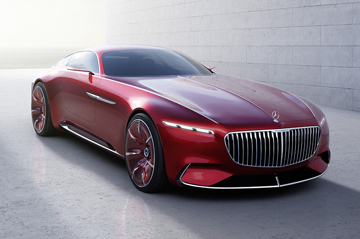 CONCEPT COLLECTIONS: MAYBACH 6