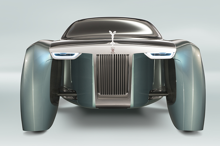 CONCEPT COLLECTIONS: ROLLS ROYCE 103EX