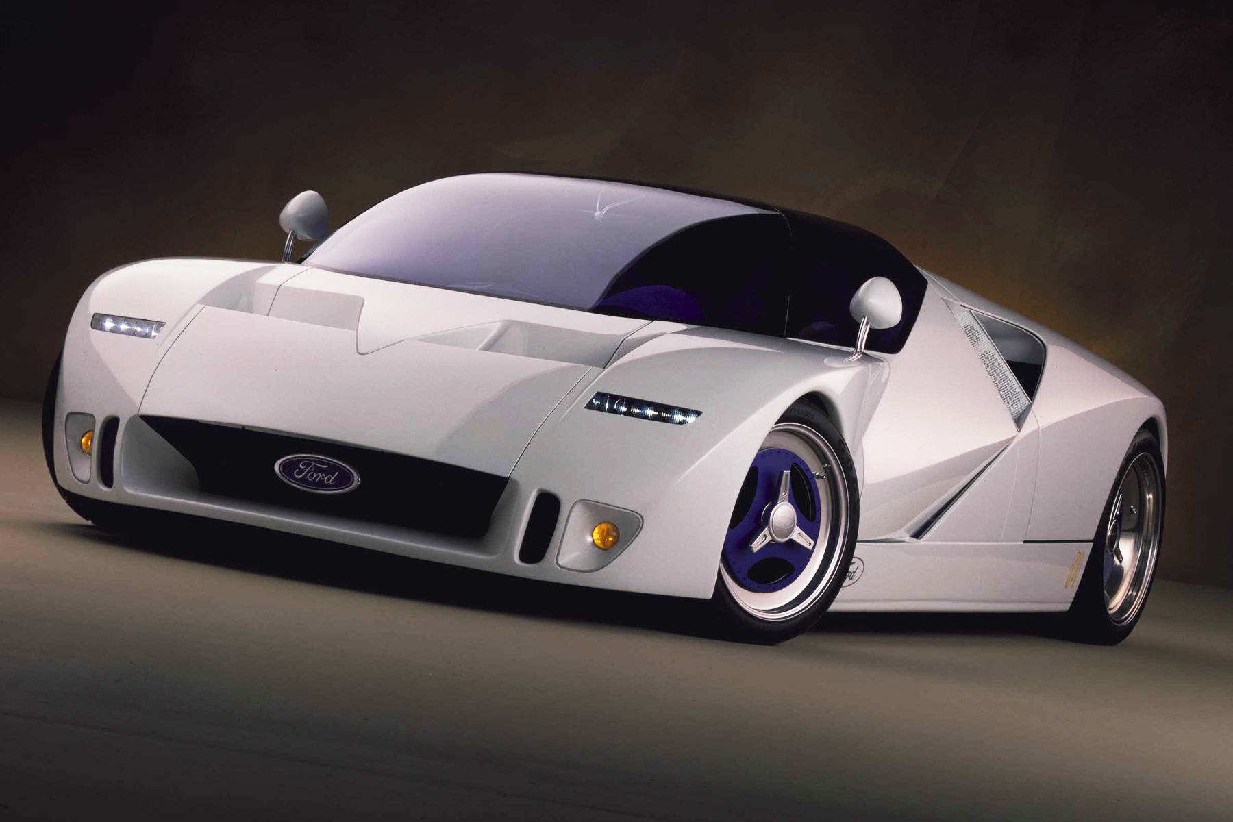CONCEPT COLLECTIONS CLASSIC: 1995 FORD GT90