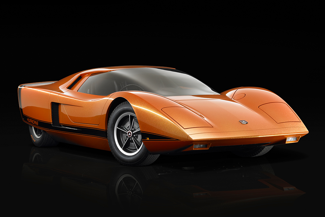 CONCEPT COLLECTIONS CLASSIC: 1969 HOLDEN HURRICANE