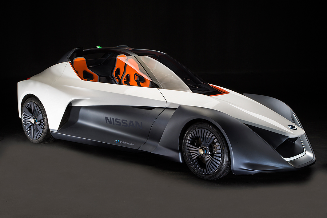 CONCEPT COLLECTIONS: NISSAN BLADEGLIDER