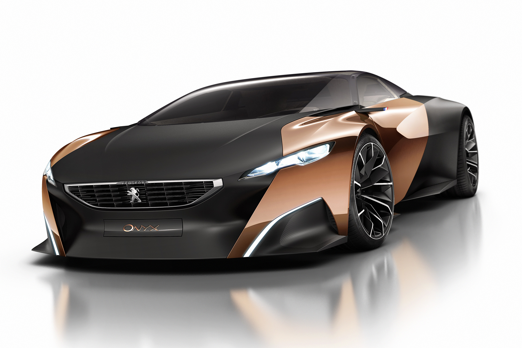 CONCEPT COLLECTIONS CLASSIC: 2012 PEUGEOT ONYX