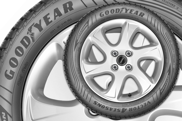 goodyear takes home prestigious auto express tyre test. Black Bedroom Furniture Sets. Home Design Ideas