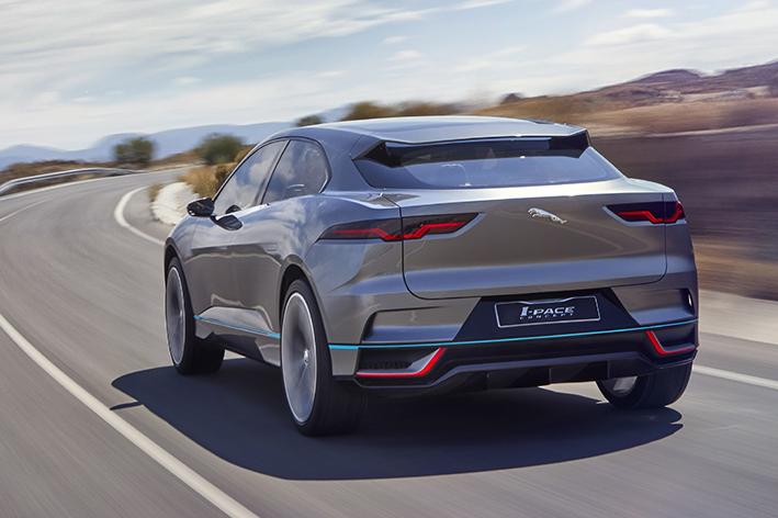 Jaguar's I-Pace Concept