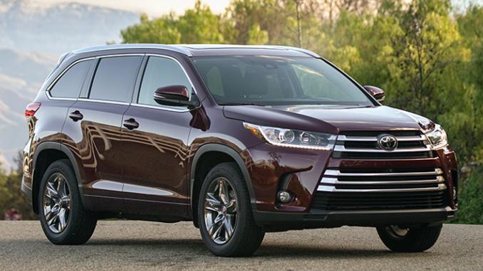 Toyota Kluger gets power and economy boost - tyrenews.com.au