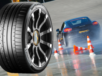 Continental SportContact 6 secures top spot in Autobild sportscars' summer tyre test