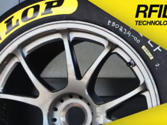 Dunlop is introducing new RFID tech to this year's BTCC championship