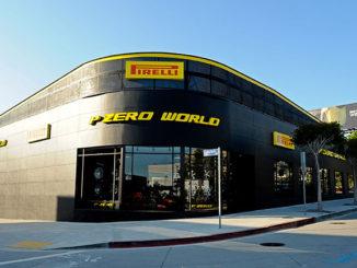 Pirelli P Zero World, Los Angeles