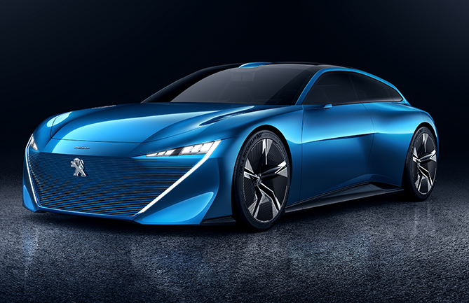 CONCEPT COLLECTIONS: PEUGEOT INSTINCT