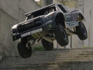 Toyo Tires teams up with BJ Baldwin for the epic Recoil 4 film