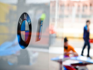 BMW has formally registered as a Formula E manufacturer