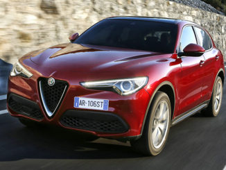 Alfa Romeo's Stelvio SUV is to be fitted with Goodyear tyres