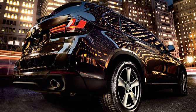 Bridgestone is targeting Australia's luxury SUV market with the Alenza