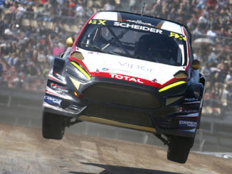 Cooper Tire Europe is to be the title sponsor of the 2017 World RX of Hockenheim