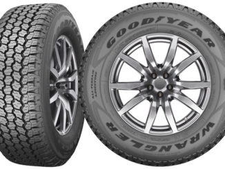 Goodyear has added to its range in Europe with the introduction of the Wrangler All-Terrain Adventure