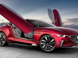 MG Motor has unveiled the stunning E-motion