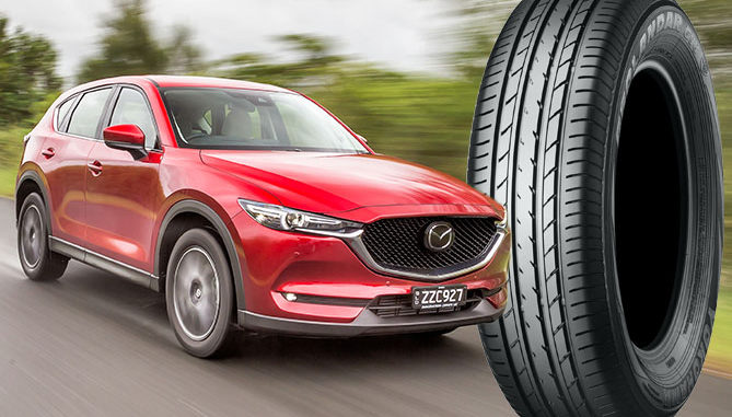 Yokohama's Geolandar G98 to Come Factory-Equipped on New Mazda CX-5