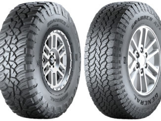 The General Tire X3 and AT3
