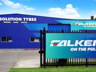 Some Falken dealers are getting a makeover