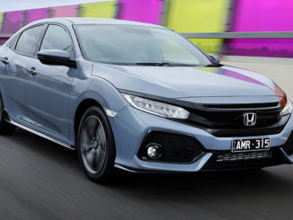 New Honda Civic RS Hatch