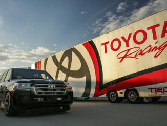 A Toyota Land Cruiser has claimed the title of world's fastest SUV