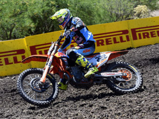 Pirelli is renewing its partnership with FIM Motocross