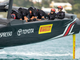 Pirelli is to partner with Emirates Team New Zealand for the 2017 America's Cup