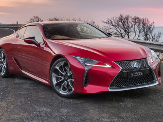 The all-new Lexus 500h coincides with the luxury marque delivering its 20,000th hybrid vehicle.