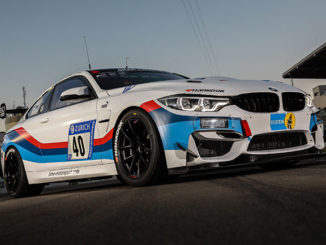 The new BMW M4 GT4 is to be fitted with Hankook Ventus Race tyres