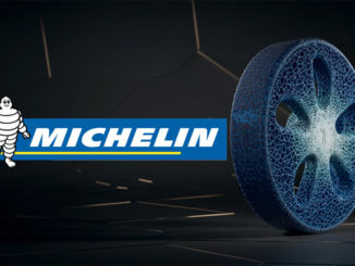 Michelin's Visionary Concept tyre