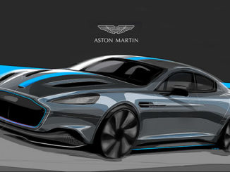 Aston Martin will begin production of the all-electric RapidE