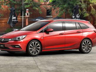 The Astra Sportwagon is heading to Australia