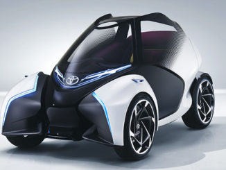 Cars like Toyota's i-TRIL concept, capable of operating autonomously, will benefit from new safety research.