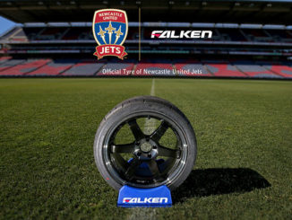 Falken Tyres Australia has signed on as Newcastle Jets' official tyre partner