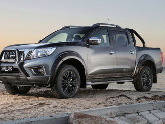 The Nissan Navara N-SPORT Black Edition