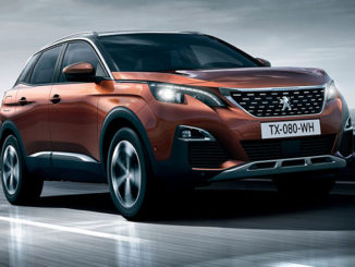 The Peugeot 3008 has scored a 5-star ANCAP rating