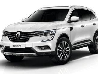 The Renault Koleos