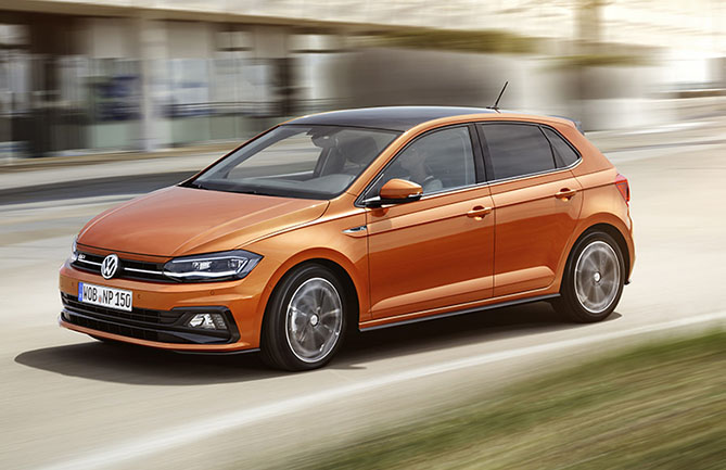 The new VW Polo
