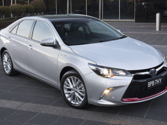 Toyota in Australia is releasing a limited-edition commemorative model of the Camry