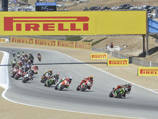 Pirelli will be the Official Tyre Supplier for the Superbike World Championship through to 2020