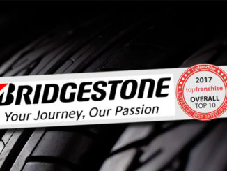Bridgestone has been named in the Top 10 Overall and Top 5 for Brand in the annual awards conducted by independent market researcher 10 THOUSAND FEET in conjunction with SEEK Business