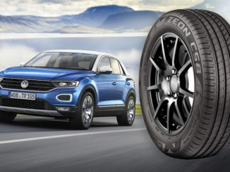Cooper's Zeon CS8 will be OE fitment on the VW T-Roc