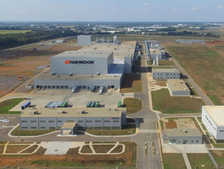 Hankook has opened its first manufacturing facility in the United States.