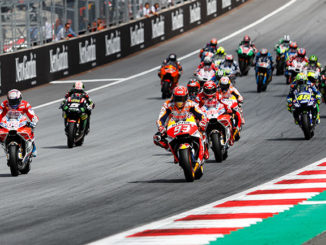 Michelin is to be the tyre supplier to MotoGP until 2023 // Image: Petr Toman / Shutterstock.com
