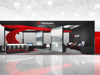 Yokohama will be celebrating its 100th anniversary at the Tokyo Motor Show