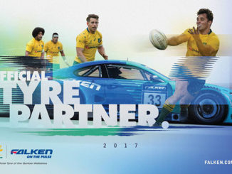 Falken has renewed its sponsorship with the Qantas Wallabies