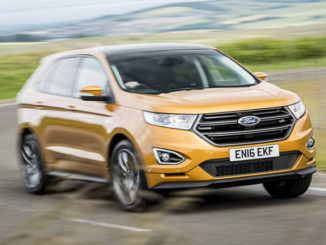 The Ford Endura, known as Edge in other markets, will join Australia's Ford line-up in 2018