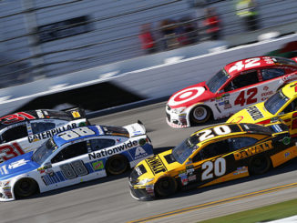 Goodyear has renewed its deal to supply tyres to NASCAR