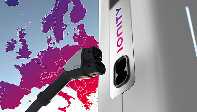 IONITY will be a new European High-Power Charging network